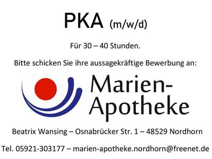 Marien-Apotheke Nordhorn