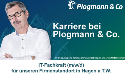 IT-Fachkraft Plogmann