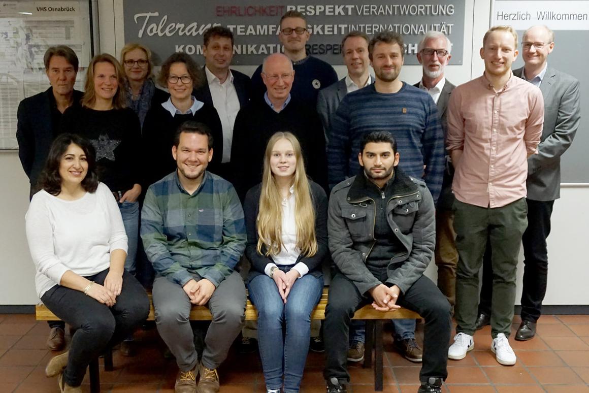 Schulvorstand BBS Pottgraben Schuljahr 2017/18
