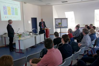 Vortrag Henrik Schwarz