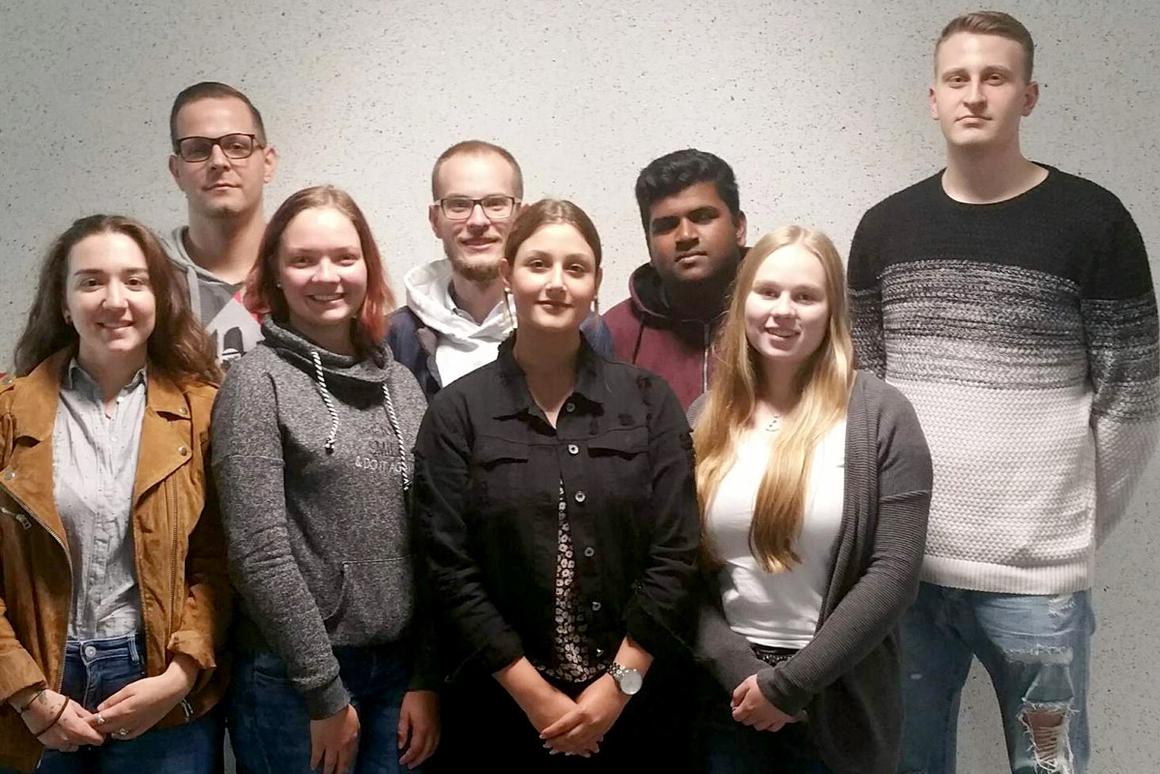 Schülervertretung der BBS Pottgraben SJ 17-18