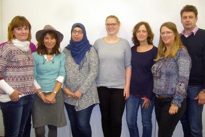 Teilnehmer Islam-Workshop