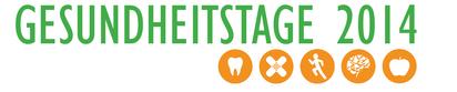 Logo Gesundheitsage 2014