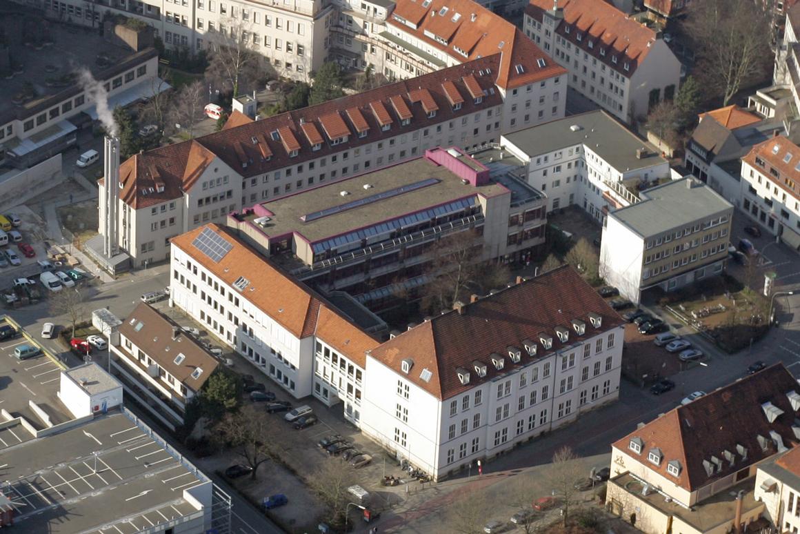 Hauptstelle BBS Pottgraben Luftbild