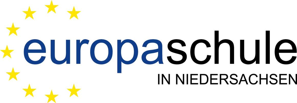Europaschule in Niederschsen Logo